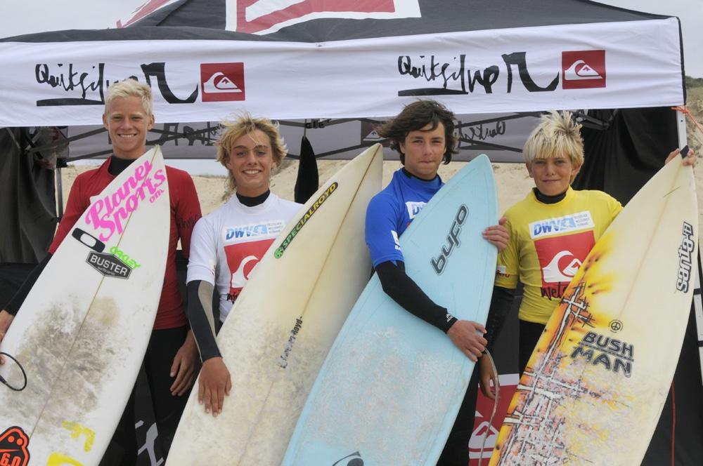 Deutsche Meisterschaft im Wellenreiten 2008 – DWV