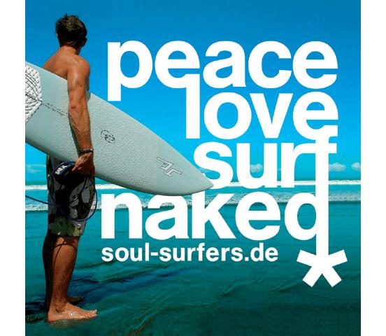 Soul-Surfers Relaunch + Passwort Änderung + Gratis Sticker