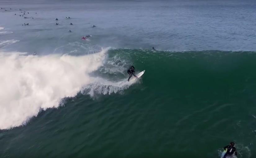 drohnen surf