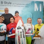 Surf &Style 2016, European Championship of stationary waveriding / Qualification Day,
