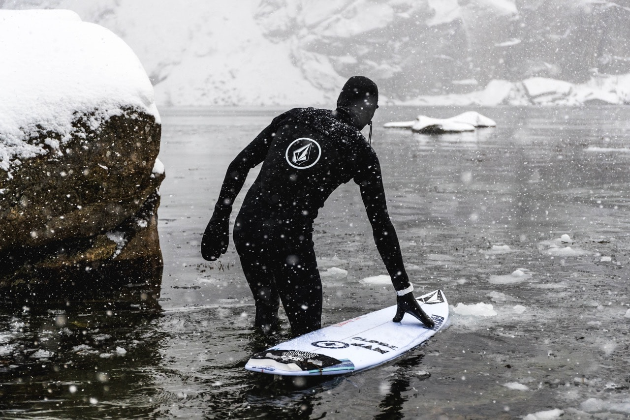 Leon Glatzer ARCTIC SURF