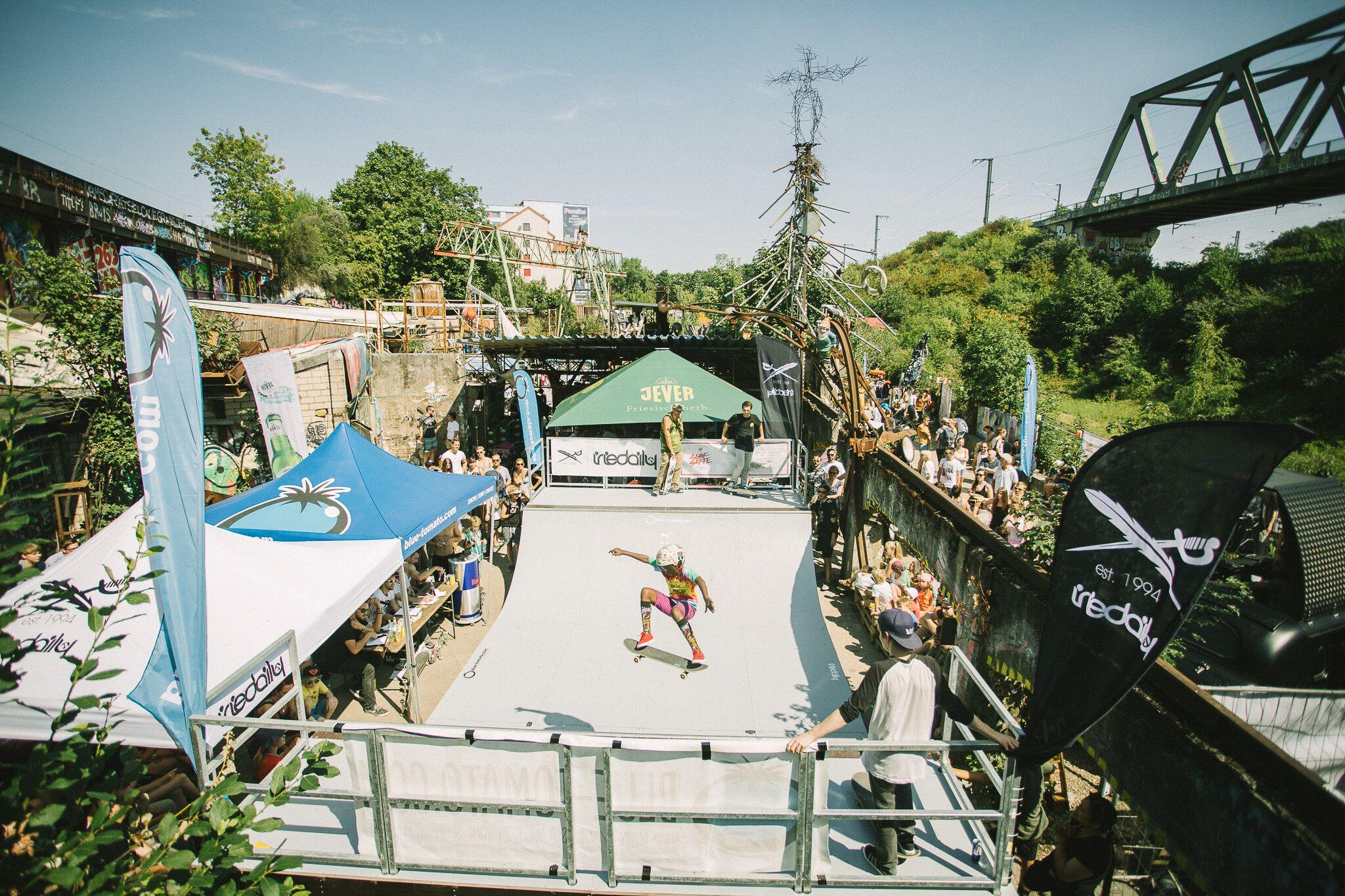 Surf & Skate Festival Köln 2017