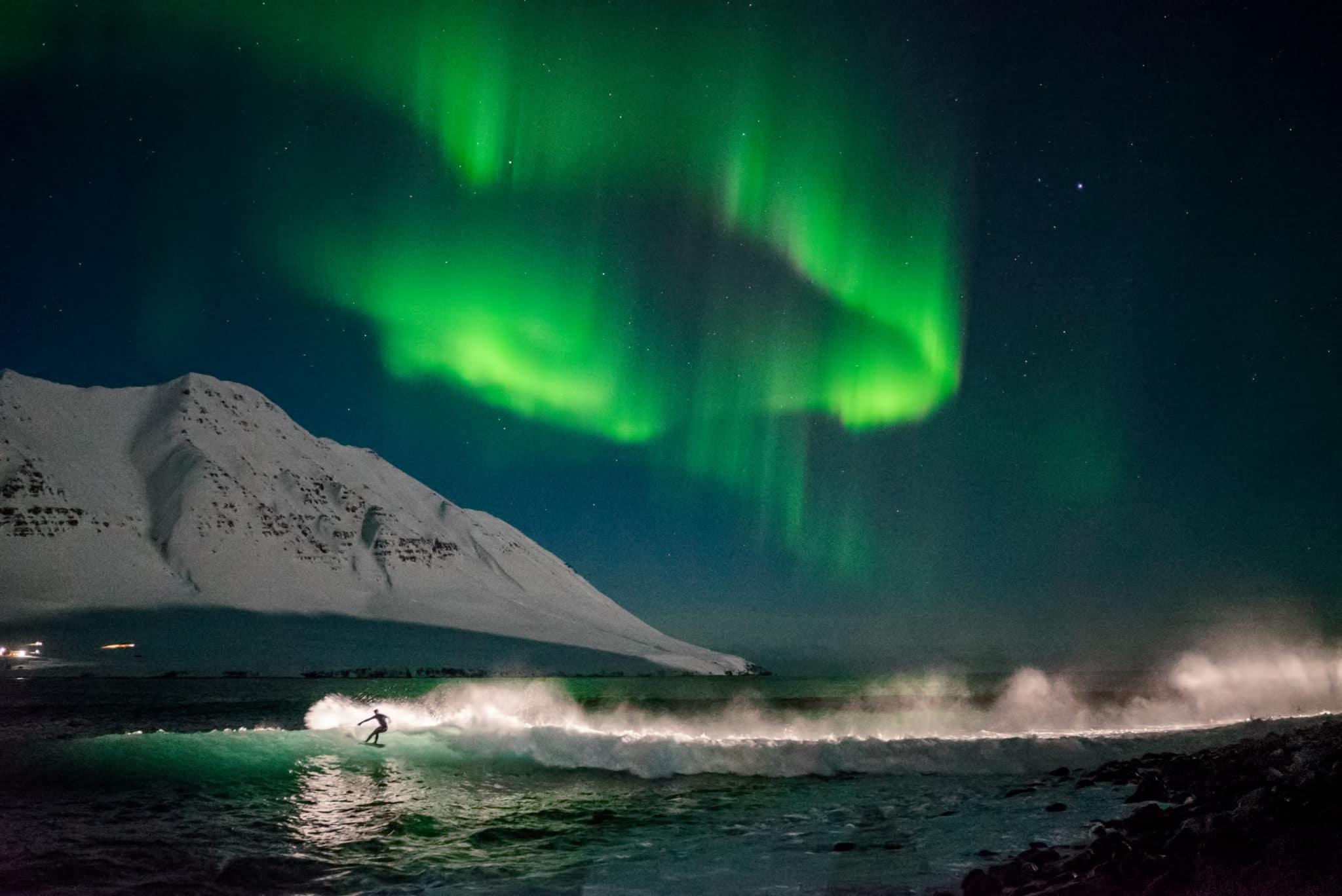 UNDER AN ARCTIC SKY 1 ®CHRIS BURKARDJPG
