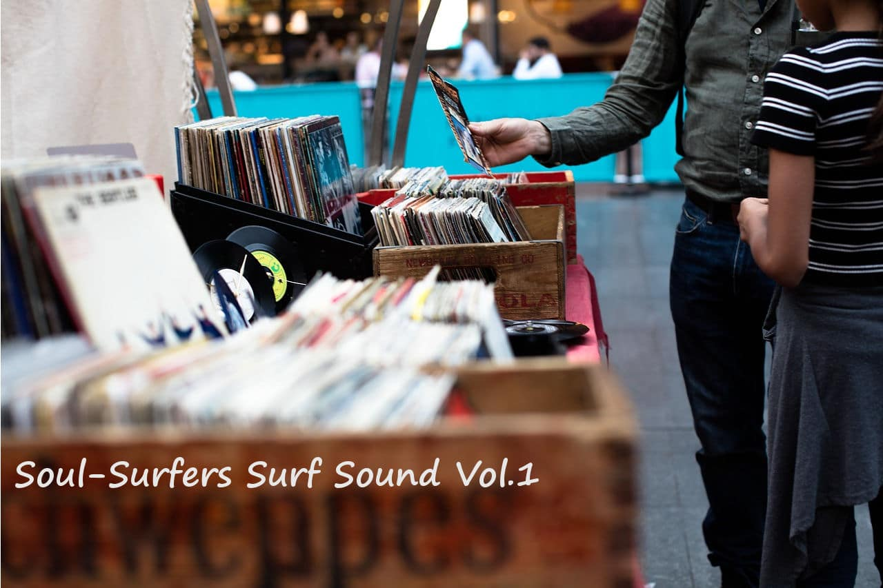 Soul-Surfers Surf Sound Vol. 1