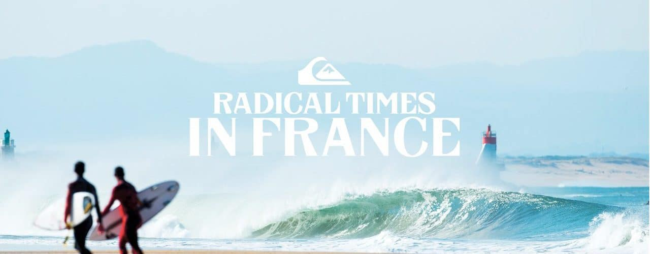 Quiksilver Radical Times Video Serie