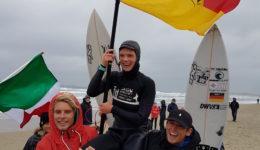 Lilly von Treuenfels surf euro