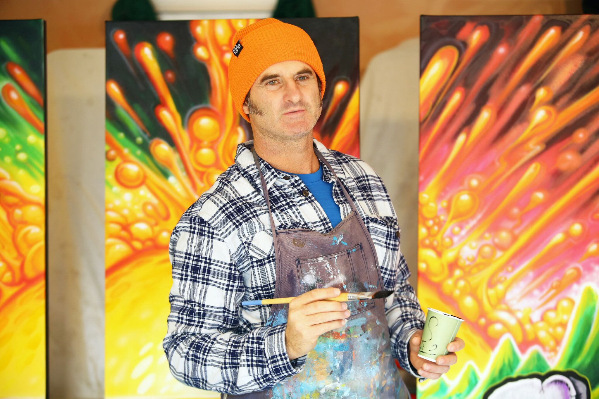 Drew Brophy Surf Art Interview