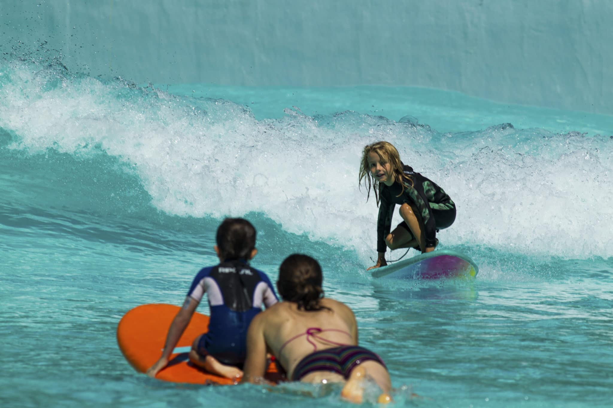 Family Surf Day 9