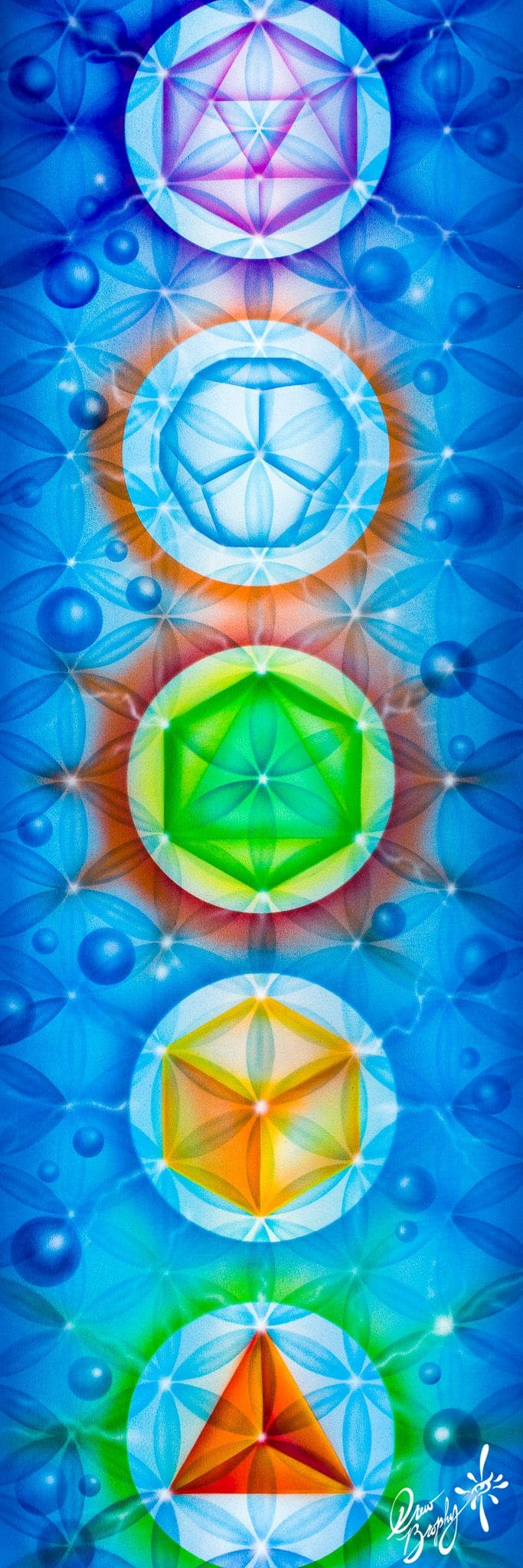 PlatonicSolids lowres ByDrew Brophy 2015