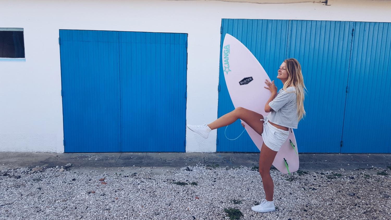 Was macht eine Surfcamp Managerin, Julia Schucht?