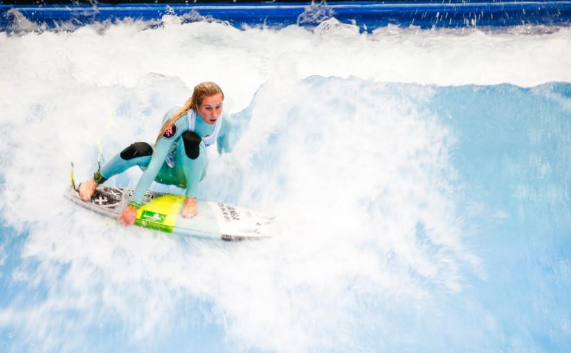 Zeitler und Brunner gewinnen Surf Contest auf der Boot