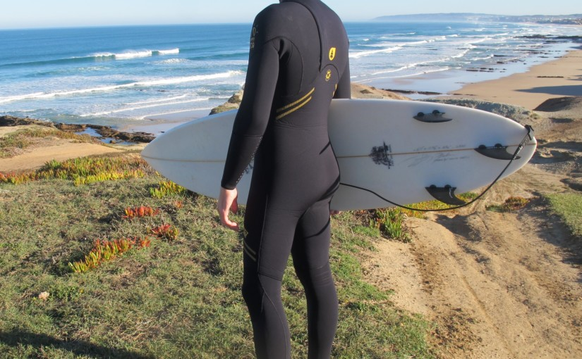 PICTURE Dome 4/3 Wetsuit Test