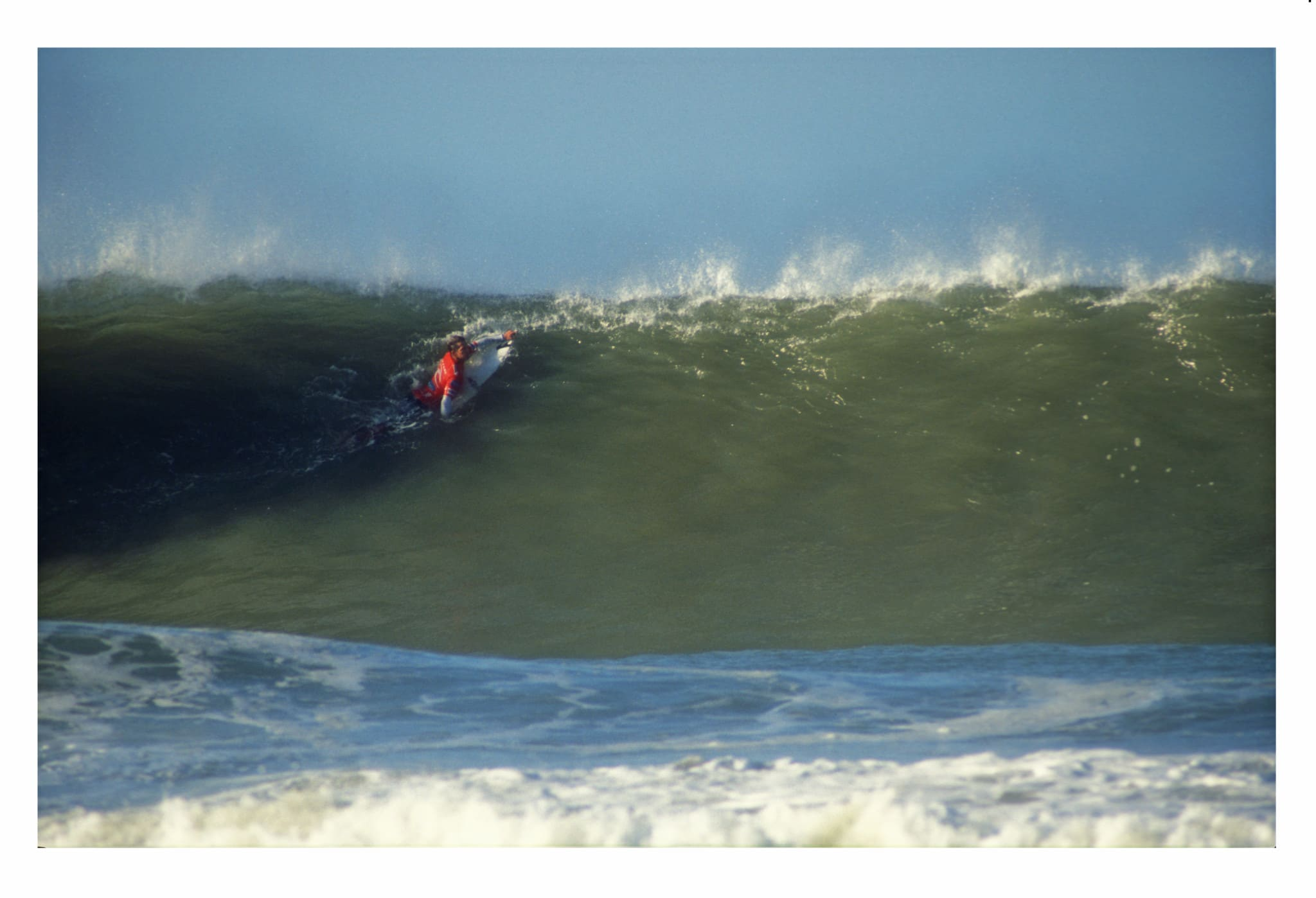 paddle out1