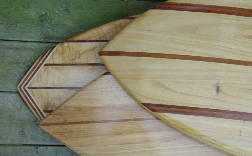 Back Wood Surfboards