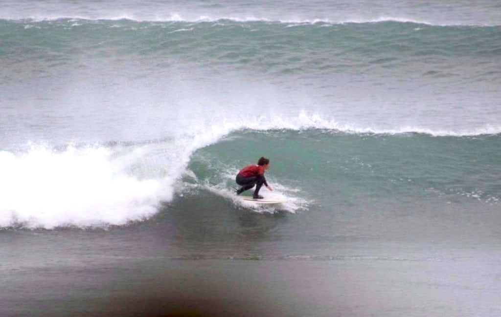 Surfen Neuseeland