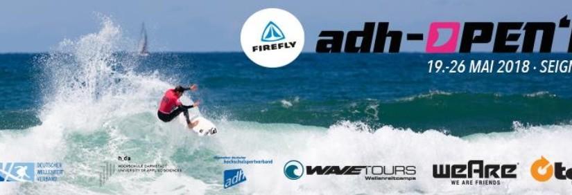 adh – Open im Wellenreiten 2018
