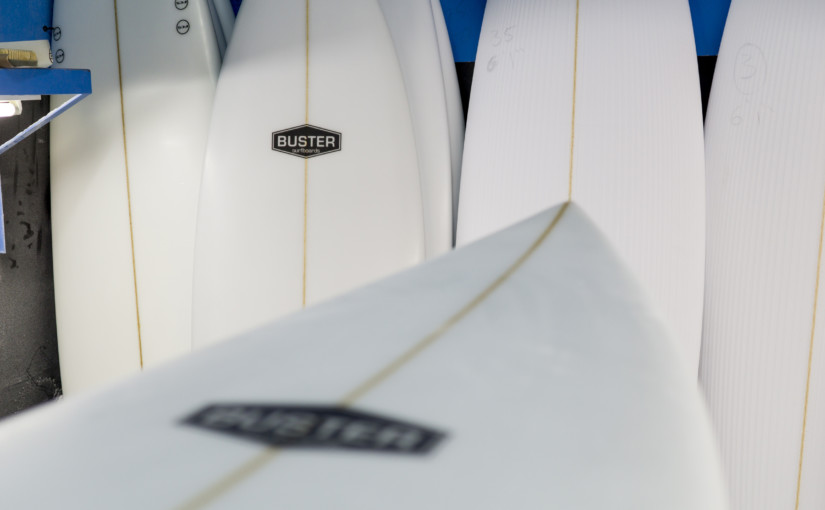 Buster Surfboards Profil