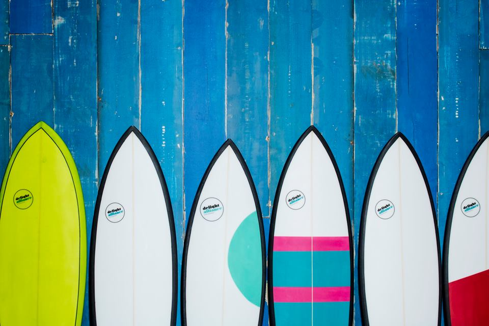 Delight Alliance Surfboards