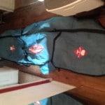 Biete Triple Longboardbag 9´1 aus Südafrika- 80€!