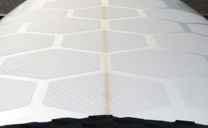 RSpro hexatraction Surf Front Pad im Test