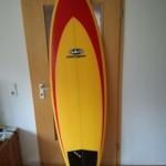 Escape Surfboards – 6`9 Peanut – Epoxy