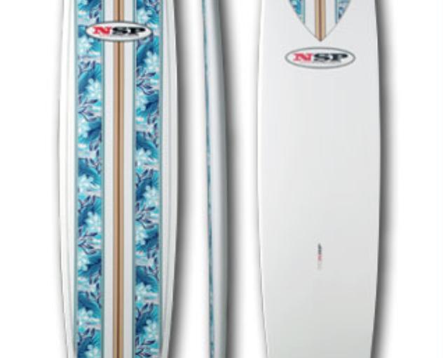 Suche NSP 11' Longboard