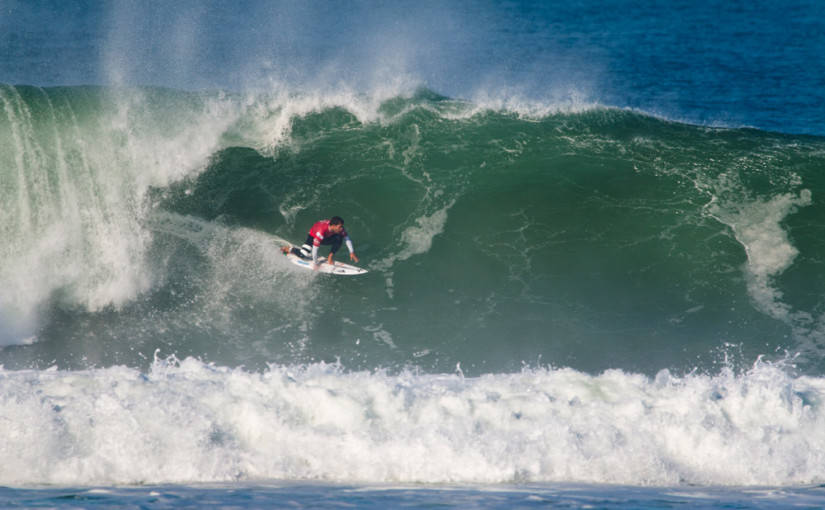 Pics und Video vom Quiksilver Pro France in Hossegor