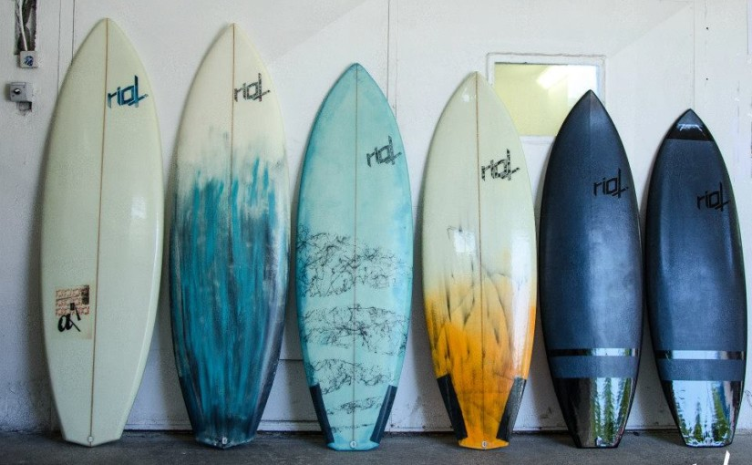 Riot Surfboards