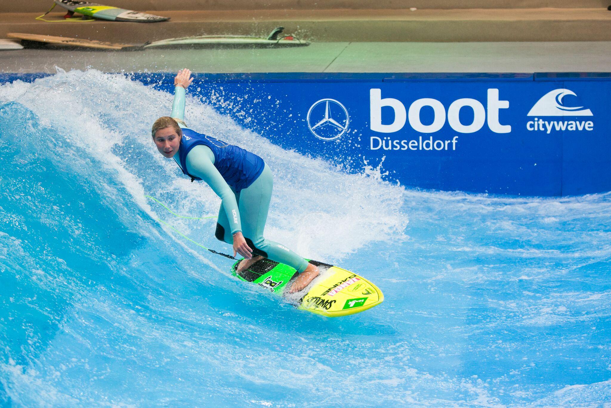 Boot Düsseldorf the Wave 2019