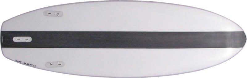 STX Softboard Surfboard Bottom
