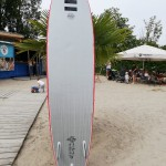 Reparatur: Wasser im Softboard