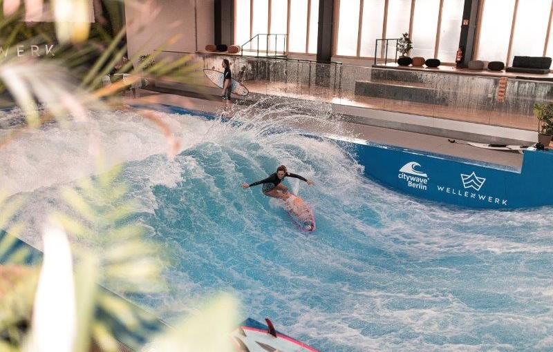 Wellenwerk – Neue Indoor Welle in Berlin