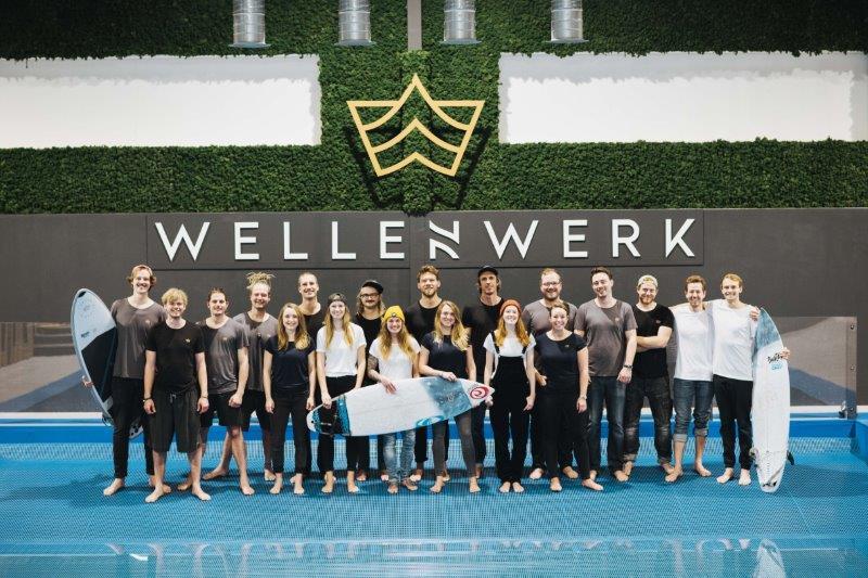 Wellenwerk Team Credit Theresa Lange Wellenwerk
