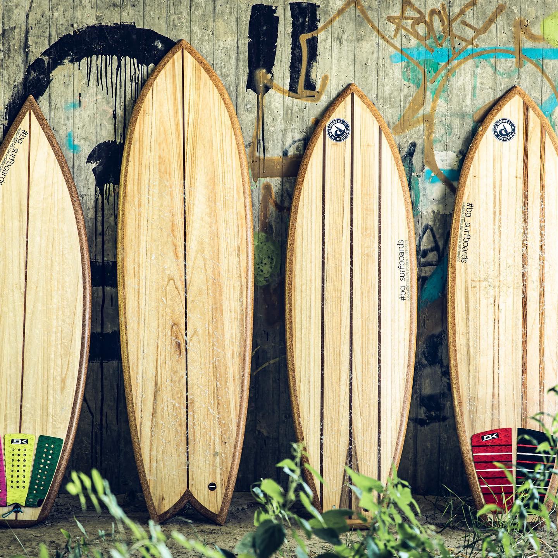 bg surfboards