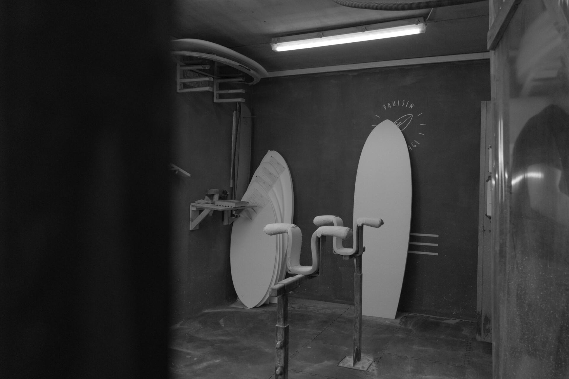 Paulsen Surf Garage